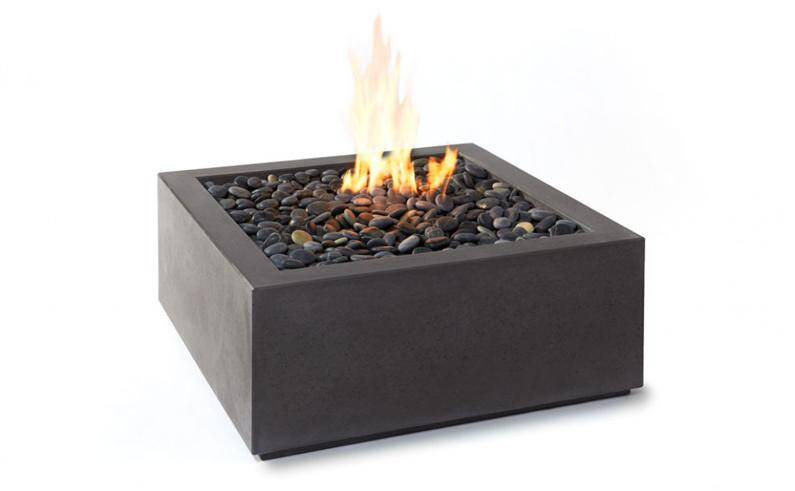 Bento fire pits charcoal - Mystical refinement by Paloform