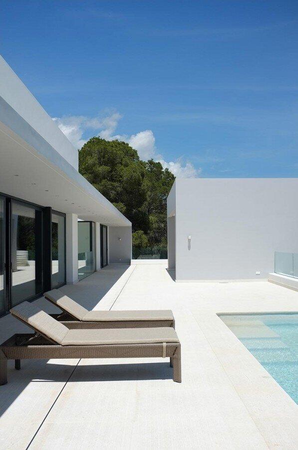 Pei House - Minimalist project