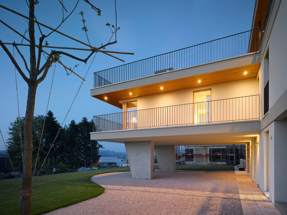 Richrerswil House - light architecture