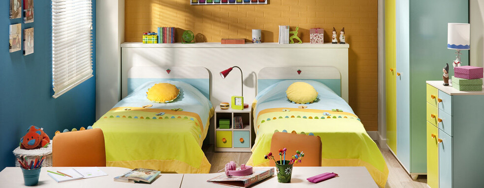 children dreams room