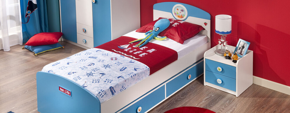 sailor room for boys