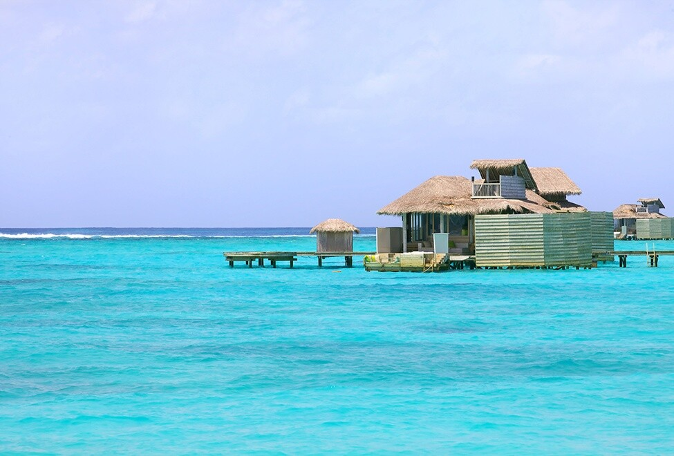Water Villa In Six Senses Laamu