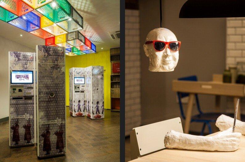 Blacksheep, Qbic - innovative pod style hotel in London (2)