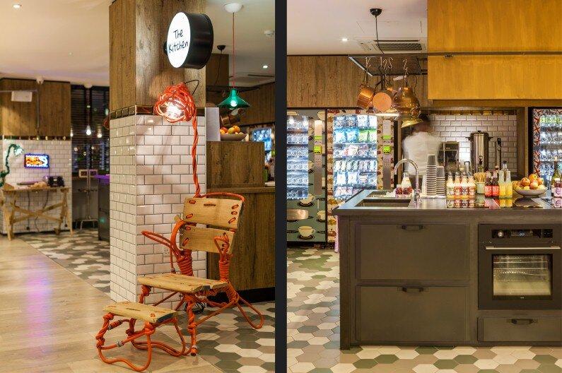 Blacksheep, Qbic - innovative pod style hotel in London (4)