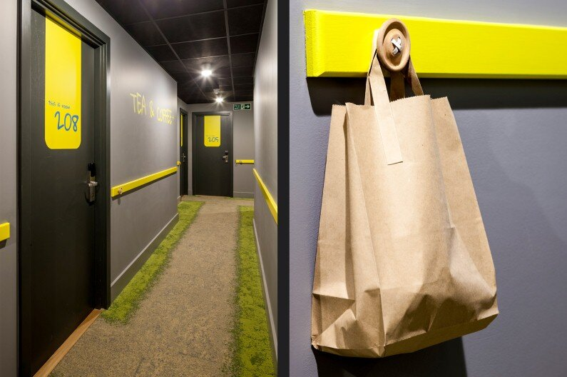 Blacksheep, Qbic - innovative pod style hotel in London (8)