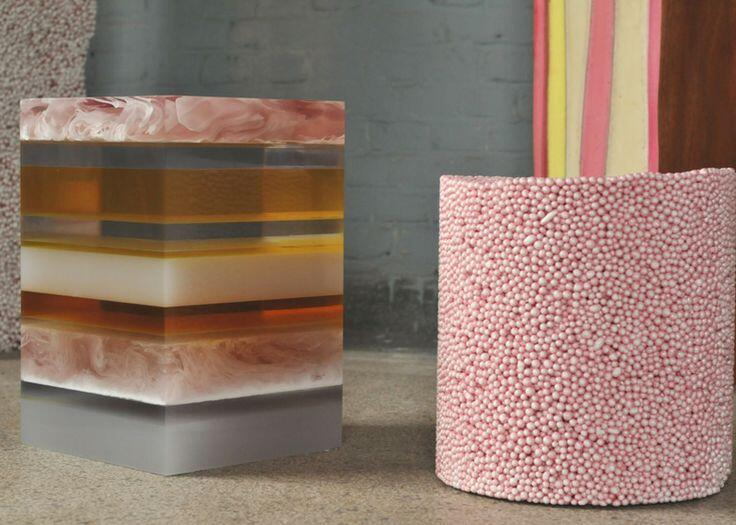 Designer Matthias Borowski  sweet furniture