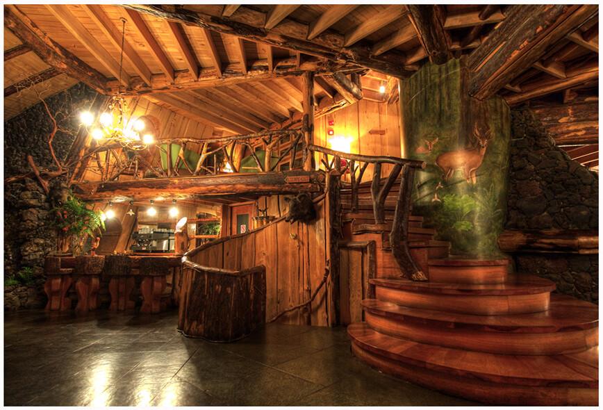Montana Magica Lodge, a spectacular hotel