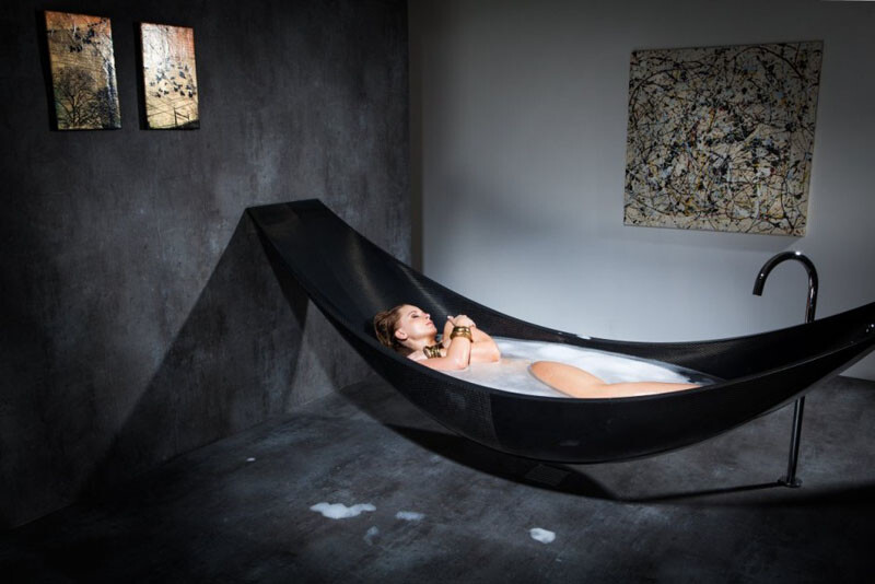 Splinter Works Vessel - A luxurious bathtub from Splinter Works
