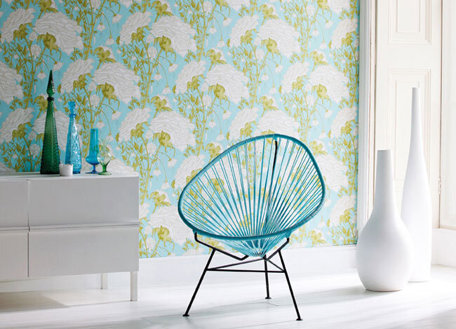 Harlequin buotique - A refined wallpaper - able to turn your room in an artistical space
