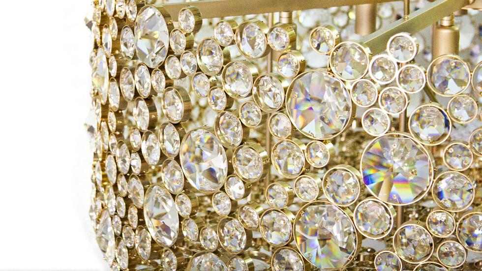 eternity chandelier