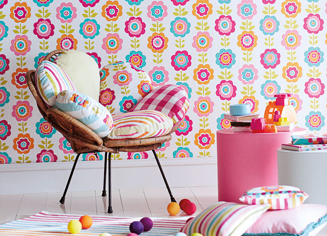 fairytale atmosphere with joyful wallpapers Harlequin (11)