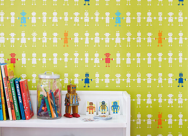 fairytale atmosphere with joyful wallpapers Harlequin (12)