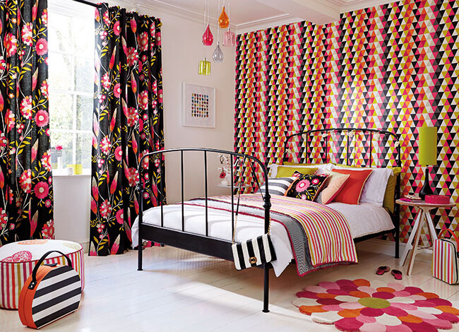 fairytale atmosphere with joyful wallpapers Harlequin (8)