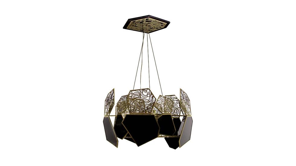 hypnotic chandeliers