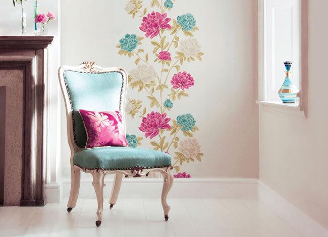 tamika- refined wallpaper