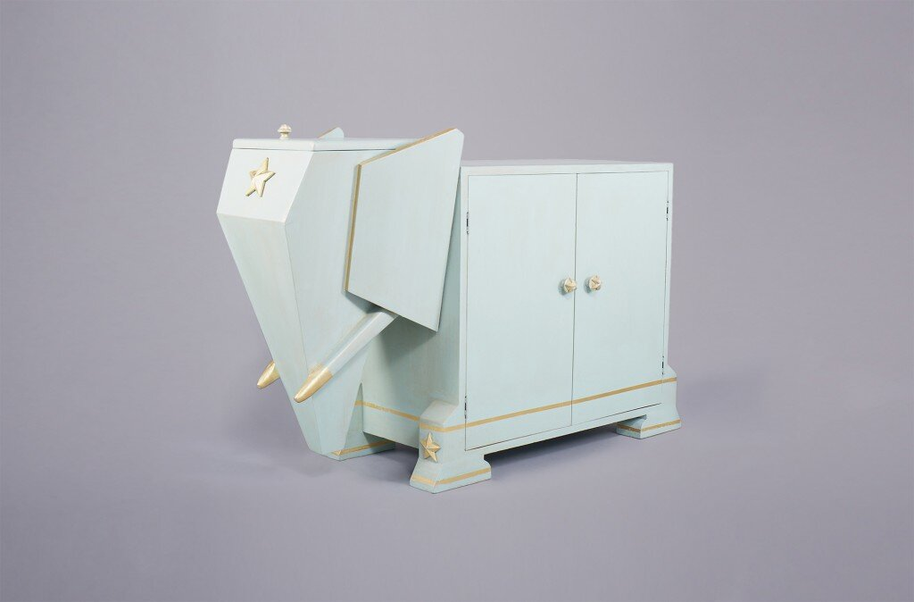 Kyra Algazi - Anaiza collection -   furniture for children of jungle-inspired