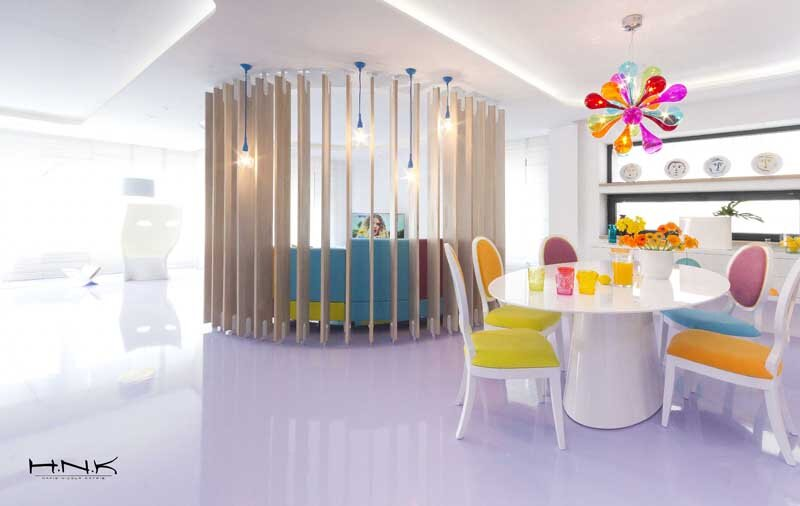 Apartment with bright and fresh design by Hamid Nicola Katrib(1)