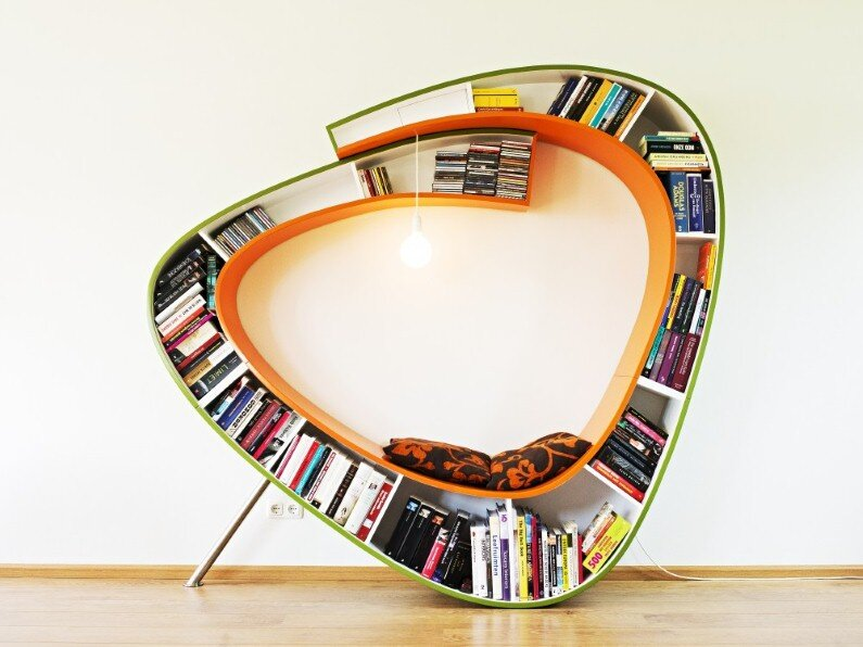 Bookworm, for literature and design - Atelier 010 (2)
