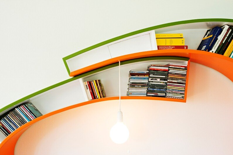 Bookworm, for literature and design - Atelier 010 (6)