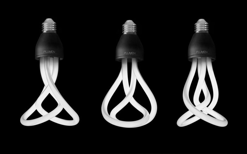 Designer Samuel Wilkinson has chosen to redefine filament bulbs - Plumen (7)
