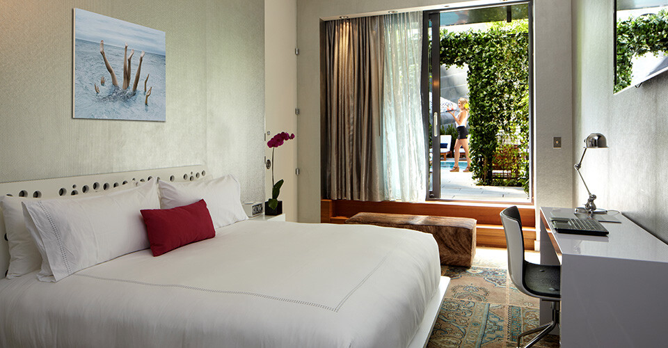 Dream Downtown Hotel - boutique hotel in the Chelsea neighborhood of New York City (8)