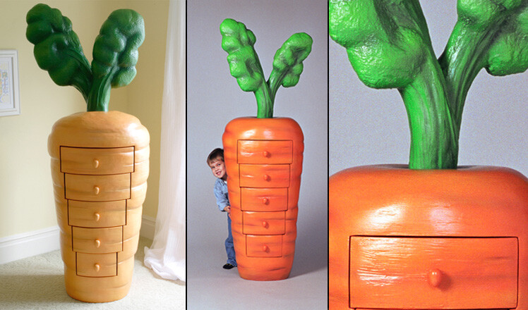 Funky and unique furniture for children room by judson for Funky furniture