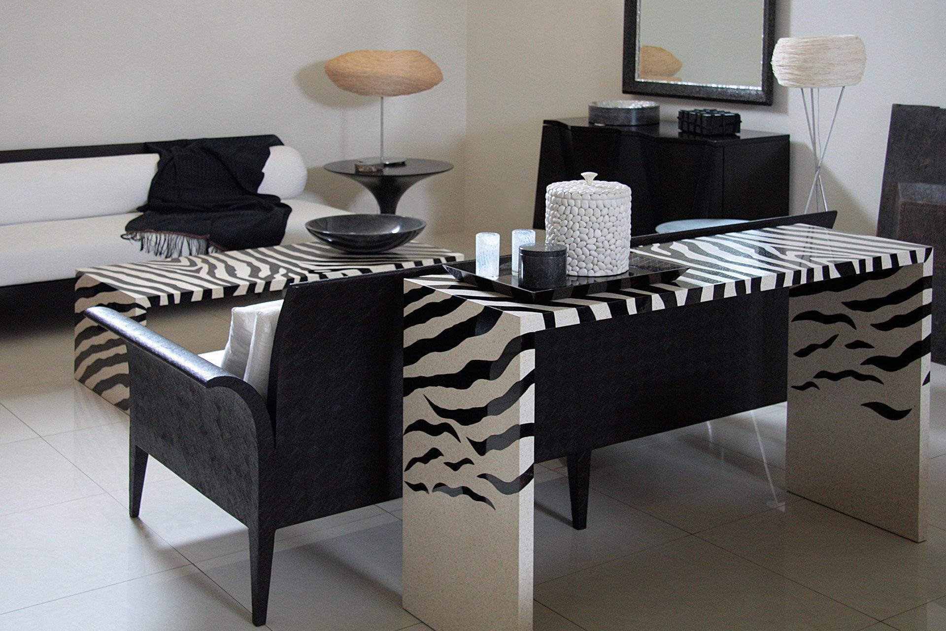 Original furniture with innovative materials by carlo pessina for Original design furniture