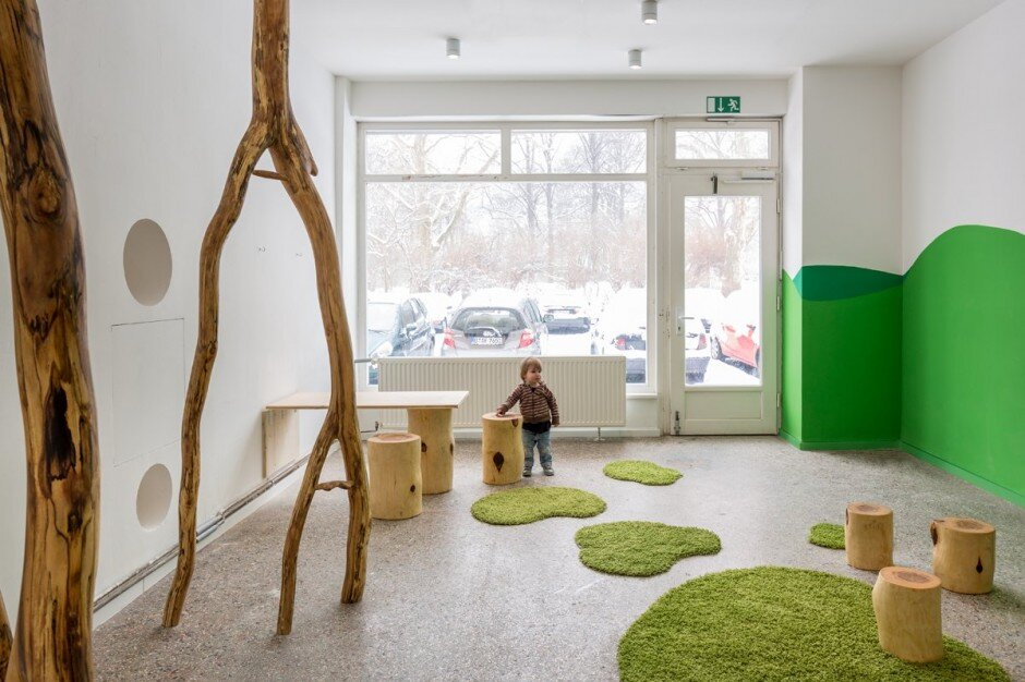 Playground and kindergarten, by Baukind  from Berlin, Germany(3)