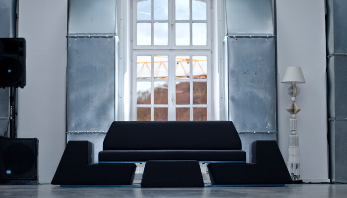 Prime sofa – the next generation equipment for relaxation