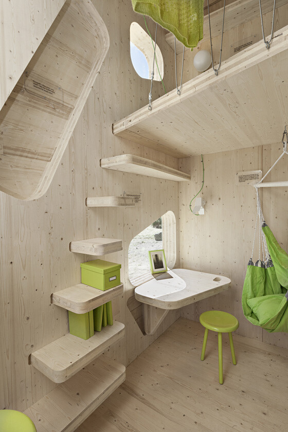 Student Unit - mini compact house for students by Tengbom Architects (6)