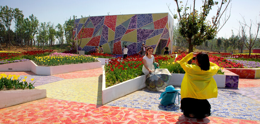 The Mosaic Park - architecture and landscape - Casanova Hernandez Architects (12)