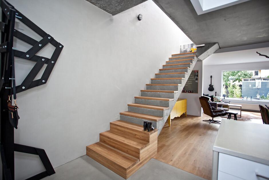Urban Forester House - interior design by Modelina Architekci (1)