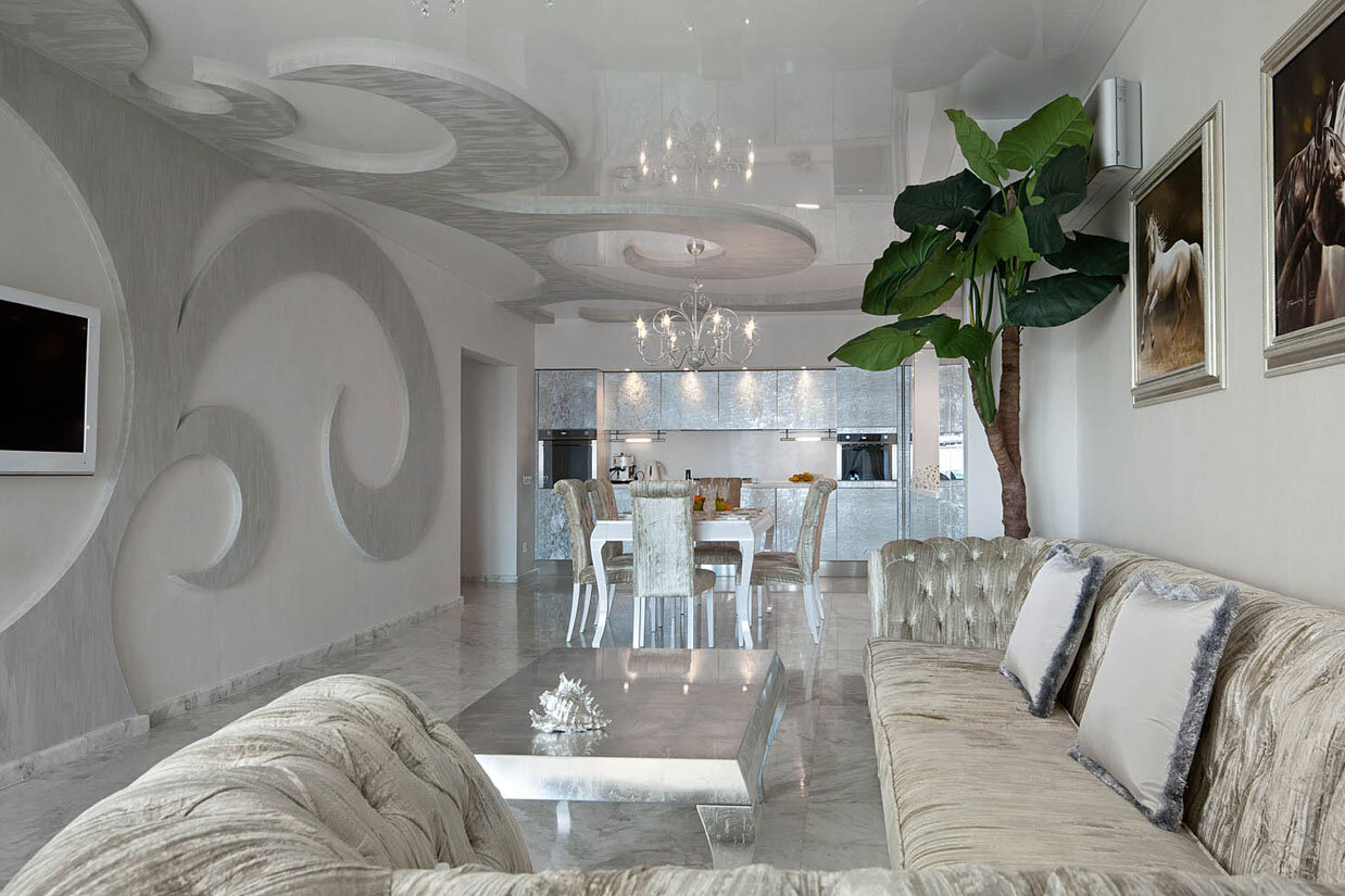 Victoria faynblat a passion for glamour and luxury for Interieur woonkamer ideeen