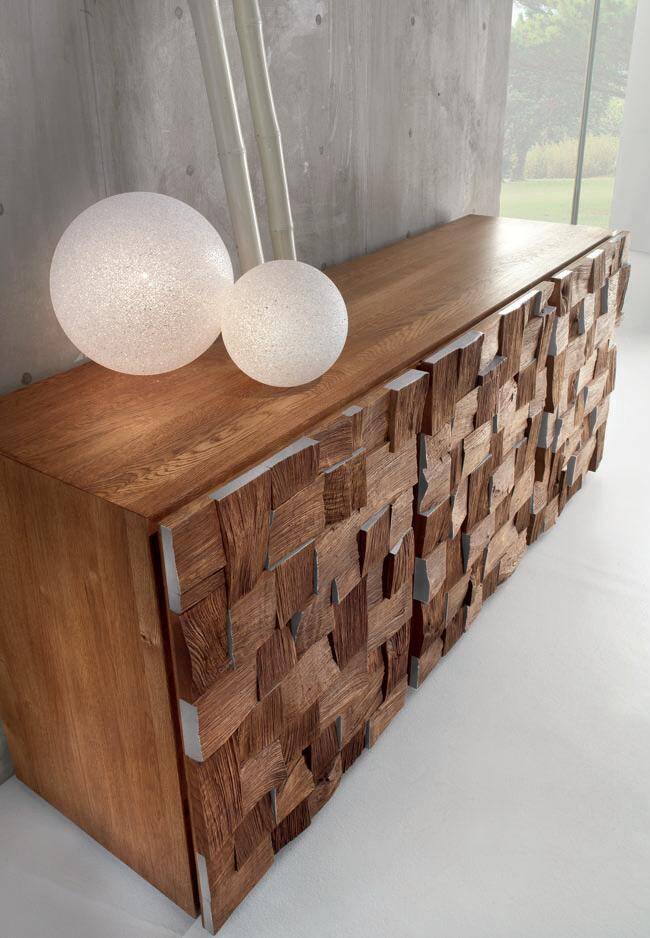 Collection of oak furniture by Domus Arte (1)