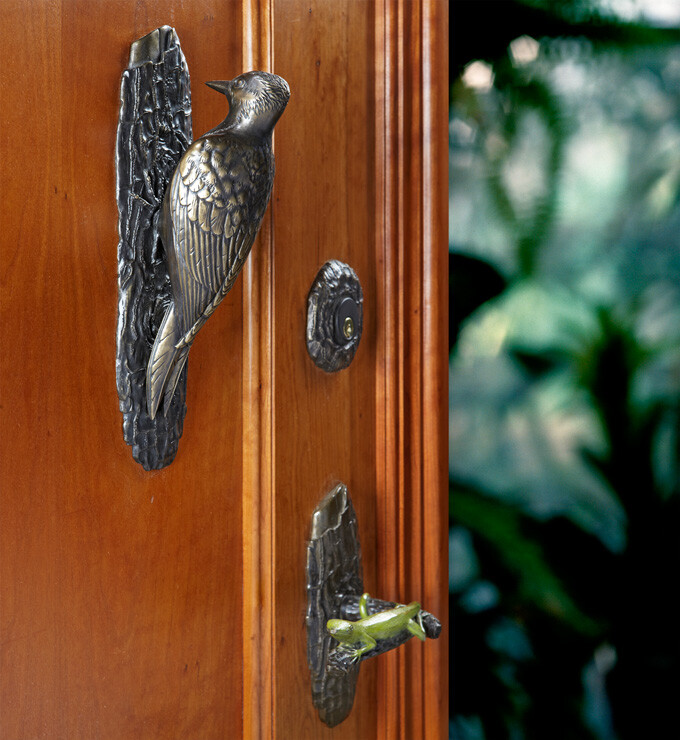 Door handles - attractive decorations by Martin Pierce (14)
