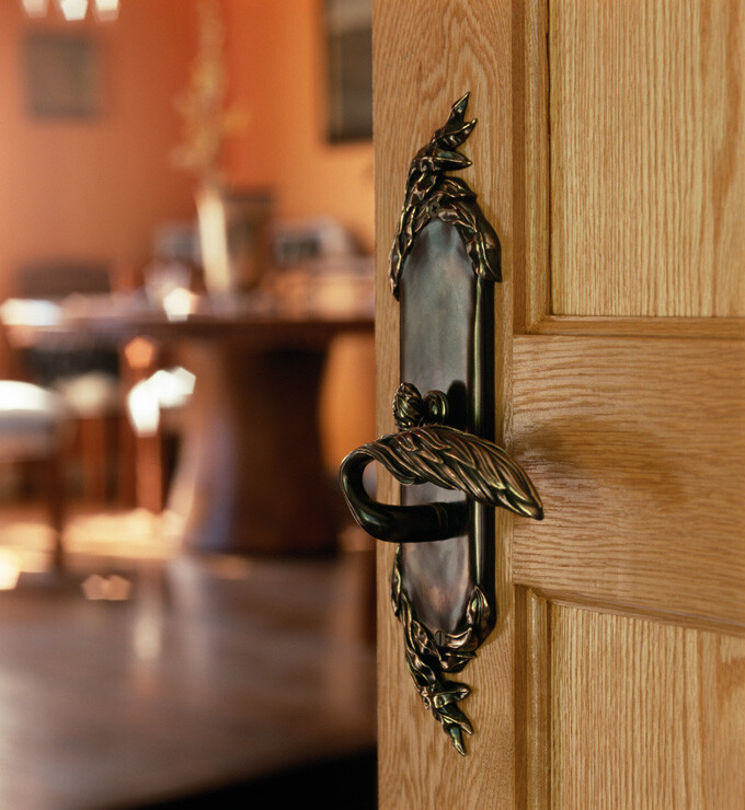 Door handles - attractive decorations by Martin Pierce (17)
