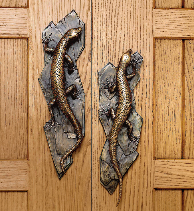 Door handles - attractive decorations by Martin Pierce (8)