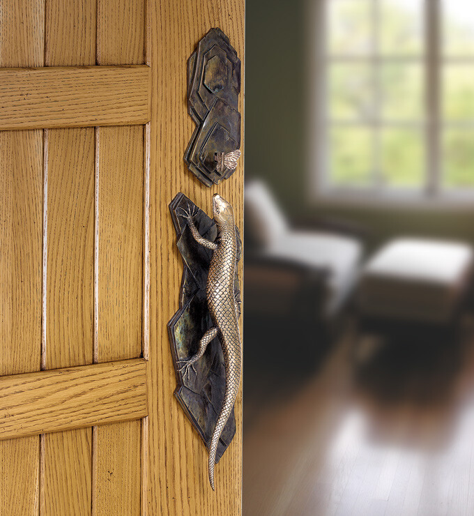 Door handles - attractive decorations by Martin Pierce (9)