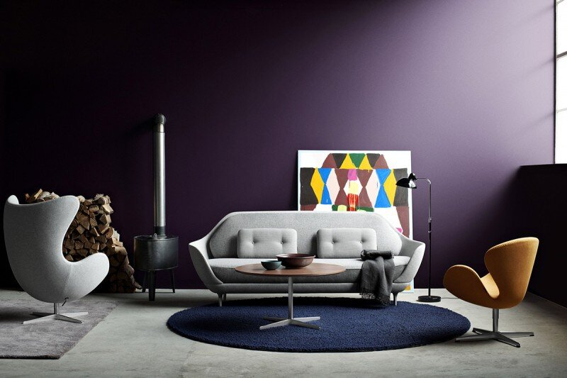 FAVN sofa by Jaime Hayon and Fritz Hansen (1)
