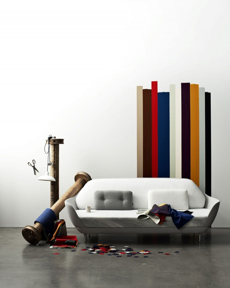 FAVN sofa by Jaime Hayon and Fritz Hansen (2)