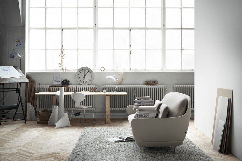 FAVN sofa by Jaime Hayon and Fritz Hansen (3)