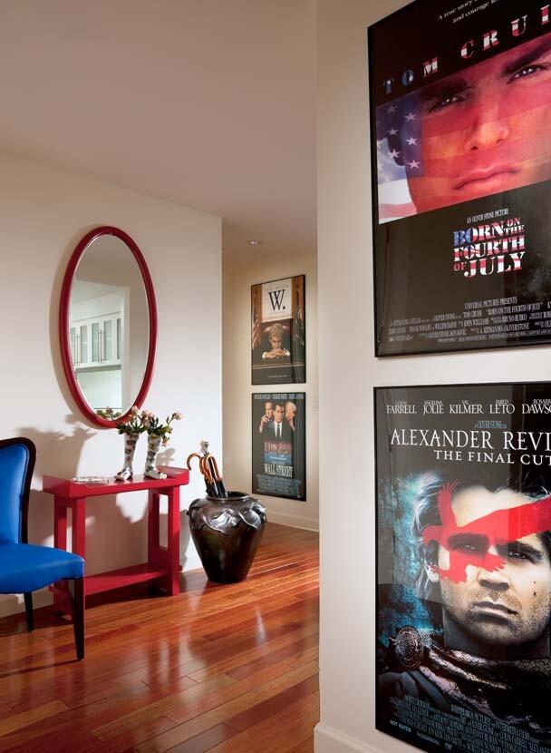 Geoffrey Bradfield design for Oliver Stone's apartment (10)