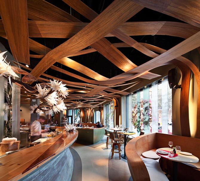 Ikibana restaurant by El Equipo Creativo (2)