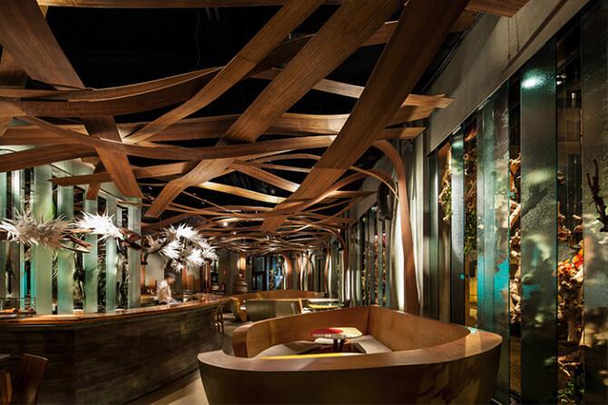 Ikibana restaurant by El Equipo Creativo (3)