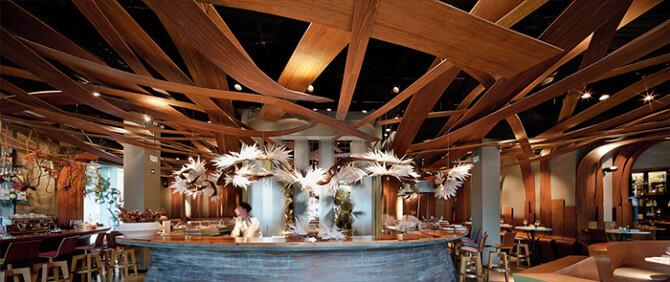 Ikibana restaurant by El Equipo Creativo (5)