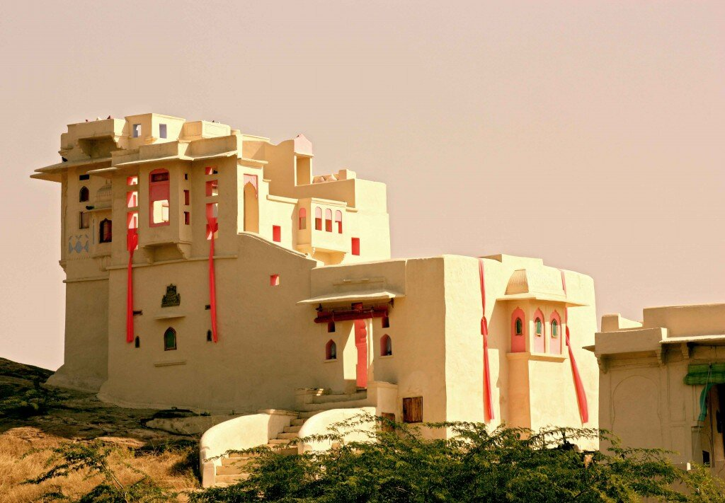 Lakshman Sagar Resort – tradition, ecology, contemporary culture