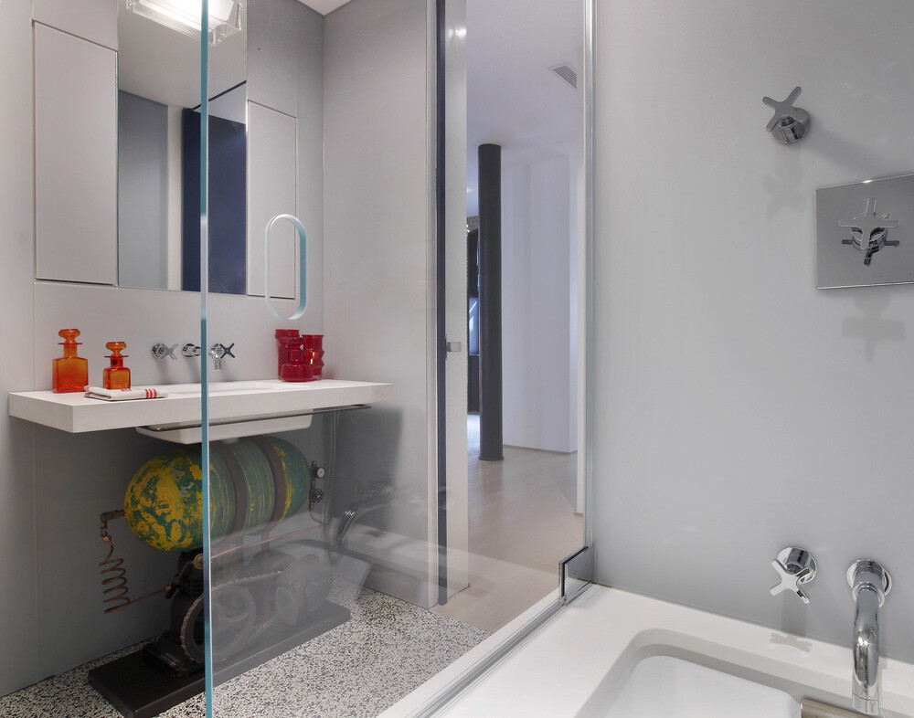 Loft apartment - Dirk Denison Architects (10)
