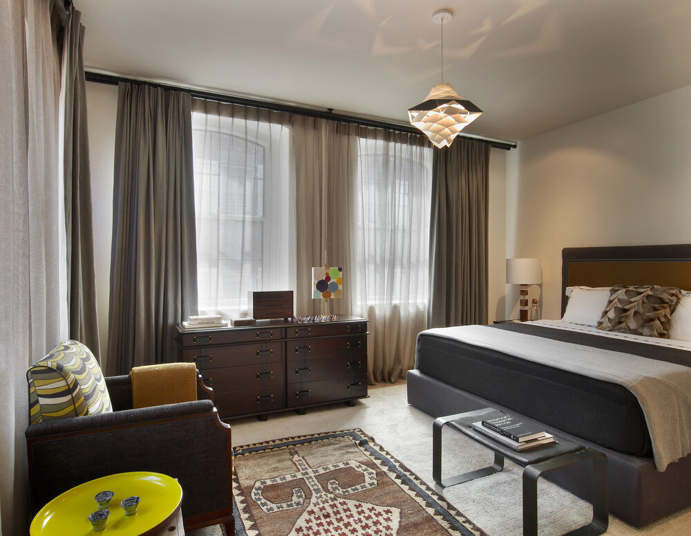 Loft apartment - Dirk Denison Architects (11)