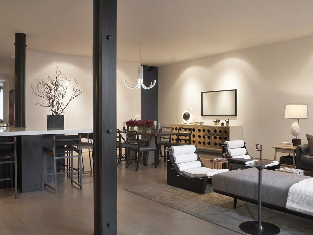 Loft - Dirk Denison Architects (2)