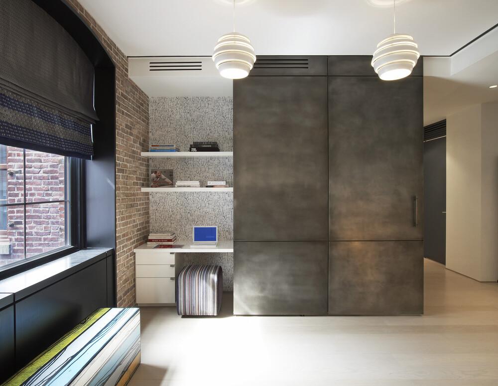 Loft apartment - Dirk Denison Architects (8)